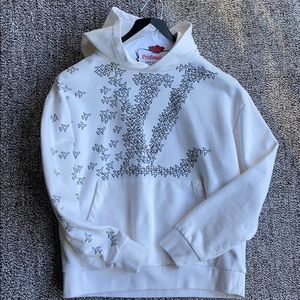 Louis Vuitton hoodie (men's size small)